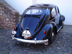 Volkswagen 1200 (1956).