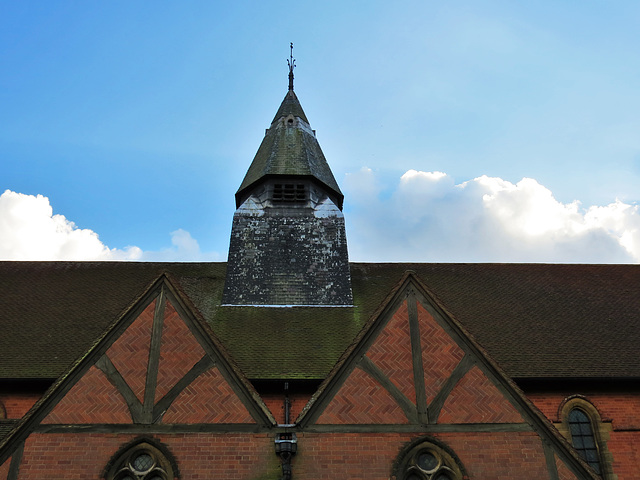 st luke 's church, enfield, london