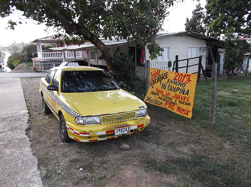 Taxi y Karaoke