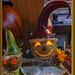 The scarecrow gourd.........La calabaza espantapájaros