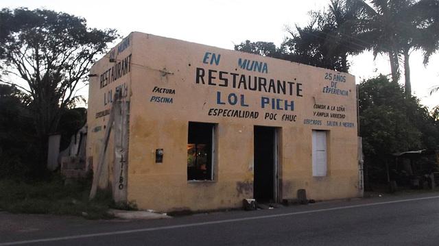 Restaurante LOL Pich / 25 années d'espérance....