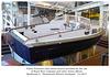Fairey Huntress Captains' launch Boathouse 4 Portsmouth 5 4 2017
