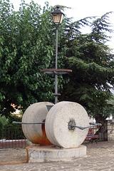 Pedres de molí