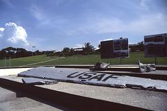 Wing of U-2 spy plane shot down during Cuban Missile Crisis