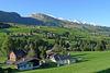 Switzerland - Wildhaus, Churfirsten
