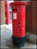 Tunsgate pillar box