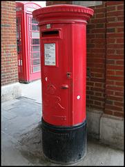Tunsgate pillar box