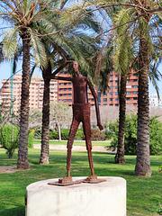 Valencia: parque del Turia, 3