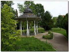 Quellenpark | Pavillon