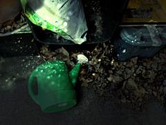 Water jug still life