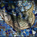 187/366: Salmon Mosaic