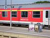 Gare de Gießen (D) 29 mai 2010.