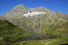 Nundkol Lake/ Mount Haramukh
