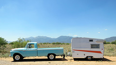 65 Ford & 65 Shasta Compact
