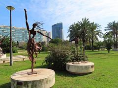 Valencia: parque del Turia, 4