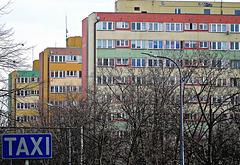 Plac Powstanców Slaskich  Kamienna Street