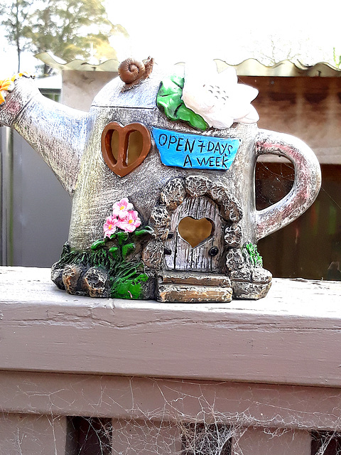 Watering Can Cottage