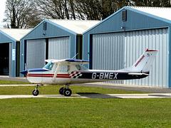 Cessna A150K Aerobat G-BMEX