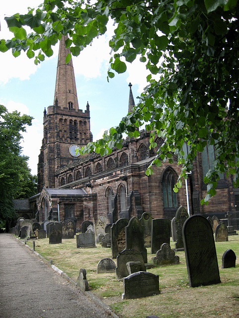Aston Parish Church of St Peter and St Paul