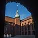 Stockholms stadshus Innenhof