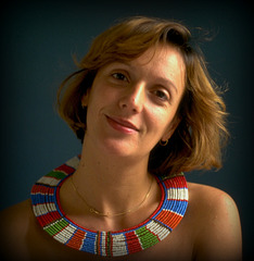 The Masai necklace.