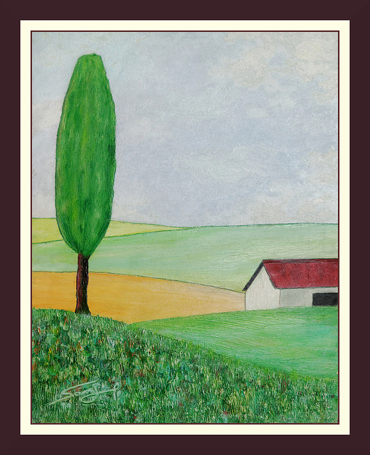 Paysage simple (1992)