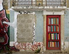 Setúbal, biblioteca sobrevivente, HFF