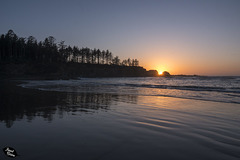 Pictures for Pam, Day 191: Coos Bay Sunset
