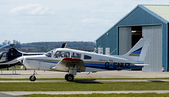 Piper PA-28-161 Cherokee Warrior II G-SNUZ
