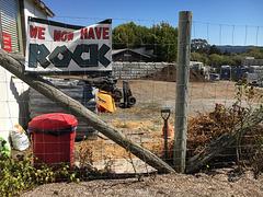 Rocking Fence