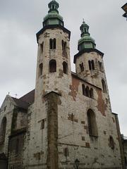 Saint Andrew Church.
