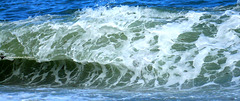 Lorsque la Mer se met en Colère