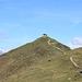 Blick auf den Helm 2433 m hoch