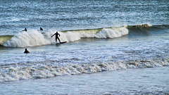 St Andrews, Surfing at the East Sands