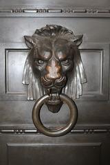 Door to Ferens Art Gallery Kingston upon Hull c1926