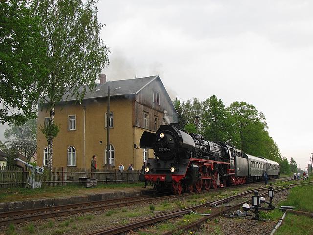 Fotohalt in Großvoigtsberg