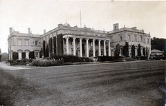 Culford Hall, Suffolk c1910