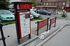 Norway, Trondheim, Lower Station of Trampe Bicycle Lift