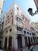 Valencia: calle Caballeros esquina con calle de los Borja