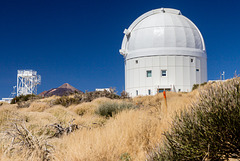 Canary Islands - Tenerife - Observatorio del Teide