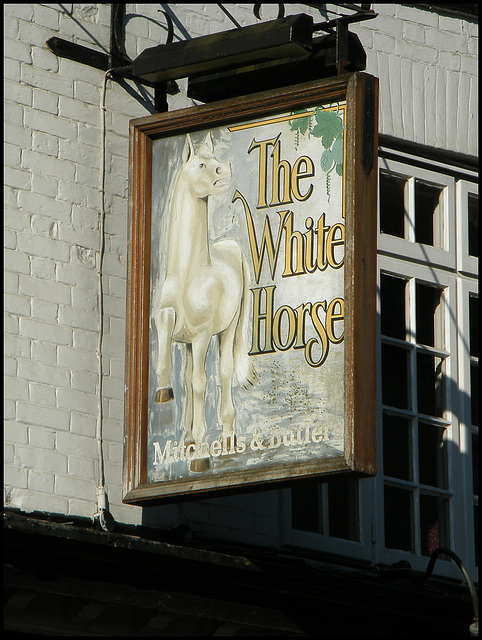 White Horse at Atherstone