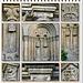 Détails de l'église Saint Sauveur à Dinan