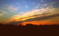Anche il Parco ha il suo bellissimo tramonto!! Ciao Laura