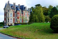 FR - Houlgate - Château de Beuzeval