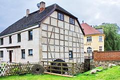 Freyenstein, Obermühle (Schlossmühle)
