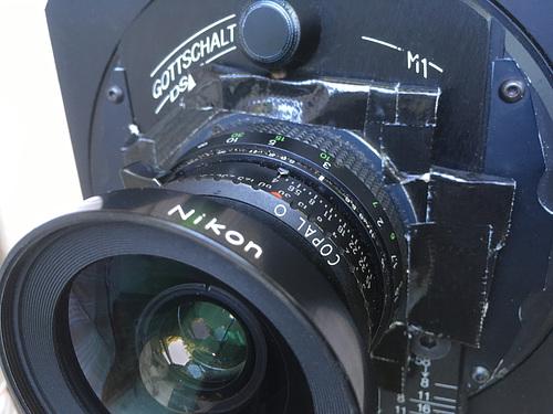 Nikon Nikkor SW65 -- kamera 5498