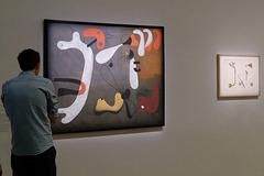 """Peinture"" (Joan Mirò - 1933)"