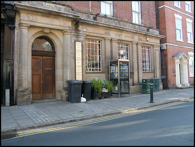 Atherstone Post Office
