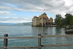 Switzerland - Chillon Castle