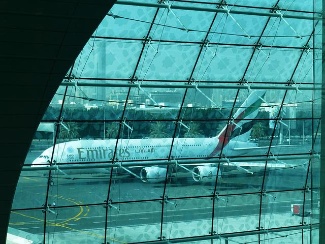 A6-EOD at Dubai - 18 February 2015